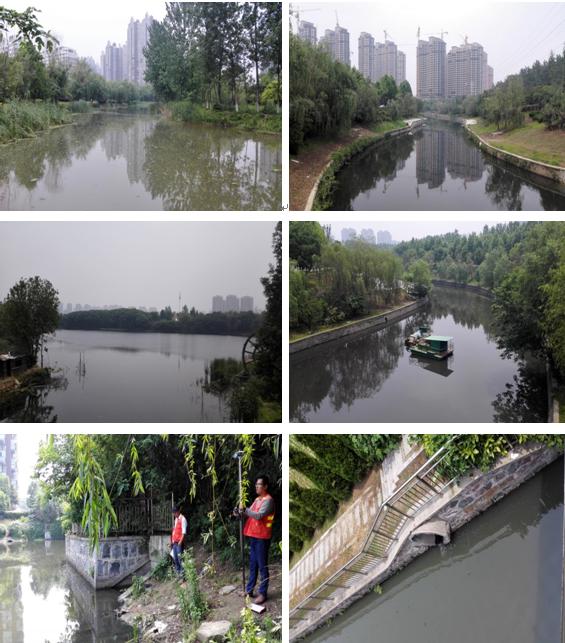 合肥四里河水质治理工程