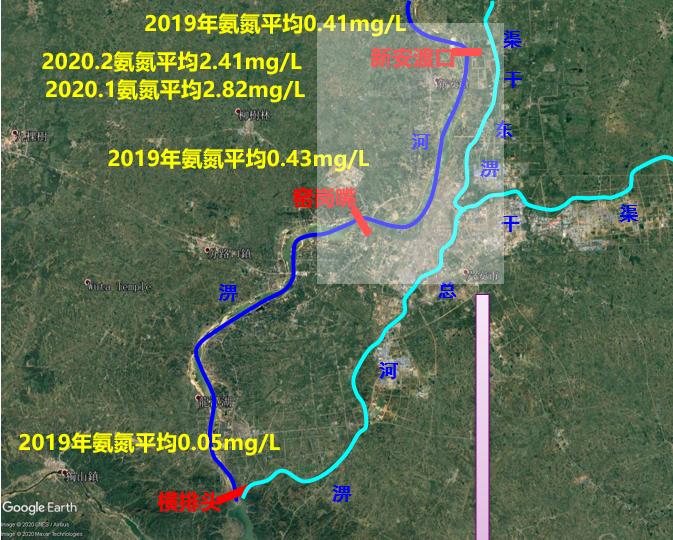 六安市淠河新安渡国控断面水质达标治理工程